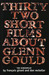 Thirty Two Short Films About Glenn Gould: The Screenplay