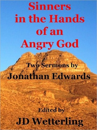 sinners in hands of an angry god essay