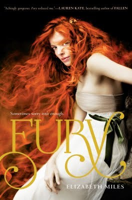 Fury (The Fury Trilogy, #1)