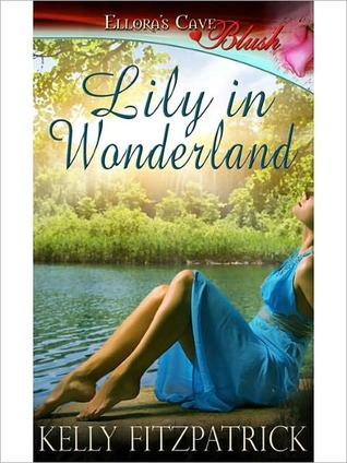 Lily in Wonderland by Kelly Fitzpatrick