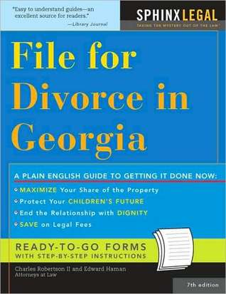 File for Divorce in Georgia