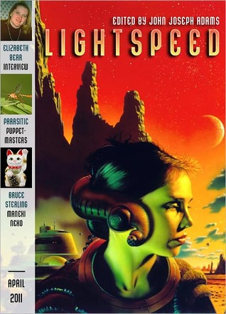 Lightspeed Magazine, April 2011 by John Joseph Adams