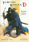 Vampire Hunter D Volume 02: Raiser of Gales