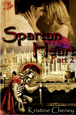 Spartan Heart by Kristine Cheney