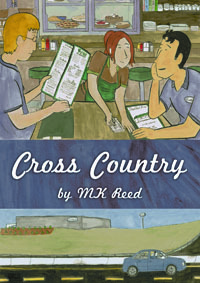 Cross Country by M.K. Reed