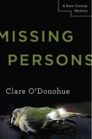 Missing Persons by Clare O'Donohue