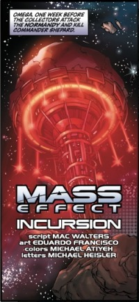 Mass Effect by Mac Walters