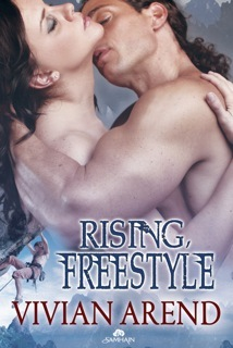 Rising, Freestyle by Vivian Arend