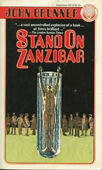 Stand on Zanzibar by John Brunner
