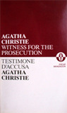 Testimone d'accusa - Witness for the Prosecution