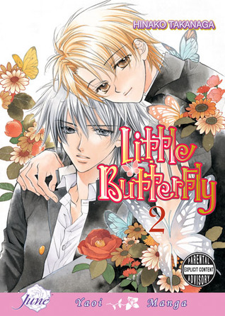 Little Butterfly, Vol. 02 by Hinako Takanaga