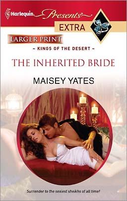The Inherited Bride by Maisey Yates