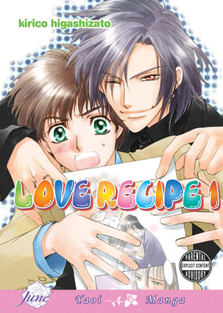Love Recipe, Volume 01 by Kirico Higashizato