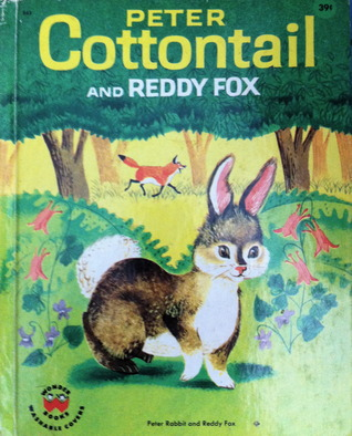 Peter Cottontail and Reddy Fox