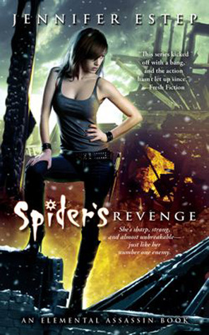 Spider's Revenge by Jennifer Estep