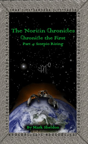 Scorpio Rising (The Noricin Chronicles #4)