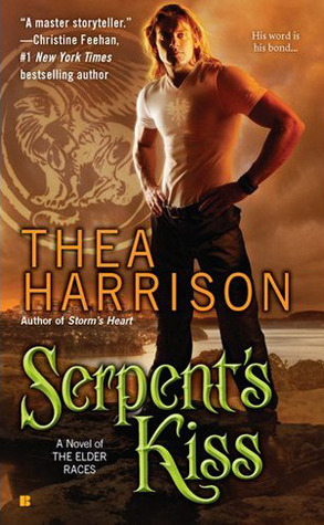 Serpent's Kiss by Thea Harrison