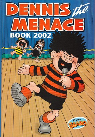 Dennis the Menace Book 2002