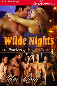 Wilde Nights by Chloe Lang