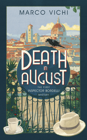 Death in August by Marco Vichi