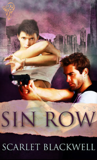 Sin Row by Scarlet Blackwell