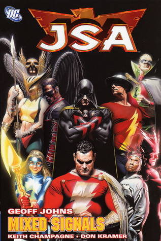 JSA, Vol. 11 by Geoff Johns