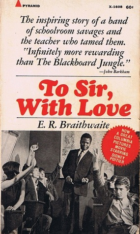 to sir, with love by e. r. braithwaite essay Written by e r braithwaite, narrated by ben onwukwe download the app and  start listening to to sir, with love today - free with a 30  publisher's summary.
