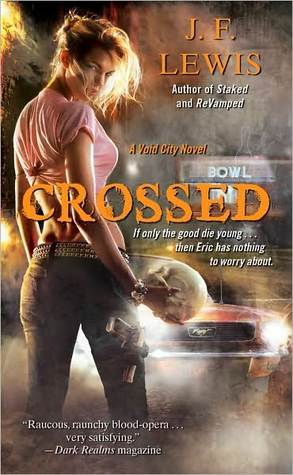 Crossed by J.F. Lewis