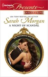 A Night of Scandal (Bad Blood, #1)