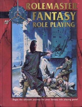 Rolemaster Fantasy Role Playing (Rolemaster Fantasy Role Playing, #5800)
