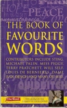 The Book of Favourite Words by Nigel Partridge