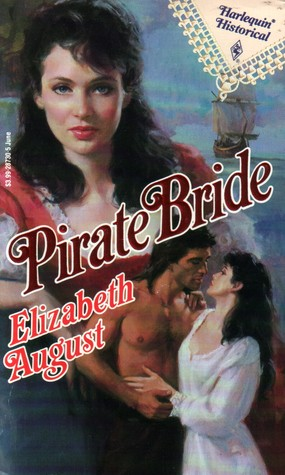Pirate Bride by Elizabeth August