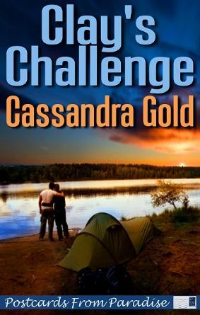 Clay's Challenge by Cassandra Gold