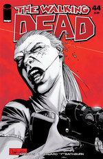 The Walking Dead Issue #44 by Robert Kirkman