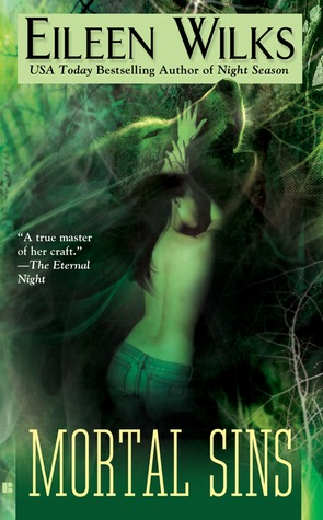Josh Reviews: Mortal Sins by Eileen Wilks