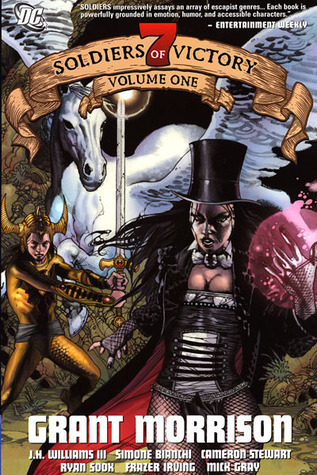 Seven Soldiers of Victory, Vol. 1 by Grant Morrison