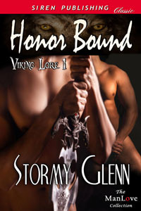 Honor Bound by Stormy Glenn