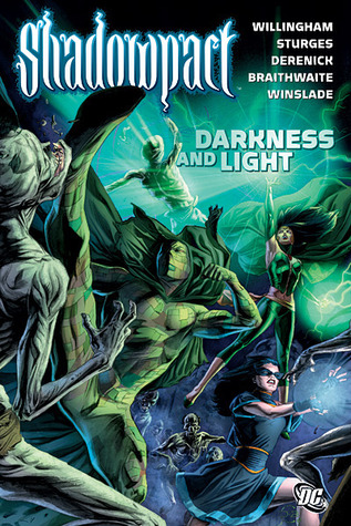 Shadowpact, Vol. 3 by Matthew Sturges