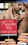 Provoke Me (Unveiled, #2)
