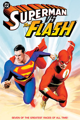 Superman vs. Flash by Jim Shooter