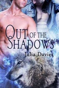 Out Of The Shadows by Julia Davies