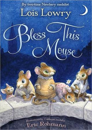 Book View: Bless This Mouse