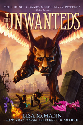The Unwanteds by Lisa McMann