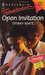 Open Invitation (Harlequin ...
