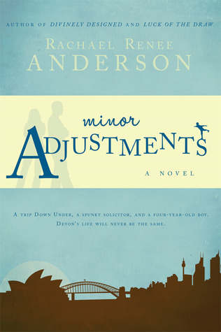 Minor Adjustments by Rachael Anderson