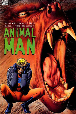 Animal Man, Vol. 1 by Grant Morrison