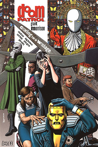 Doom Patrol, Vol. 1 by Grant Morrison