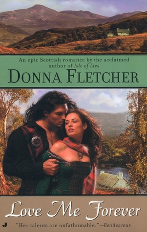 Love Me Forever (Scottish Duo, #2)