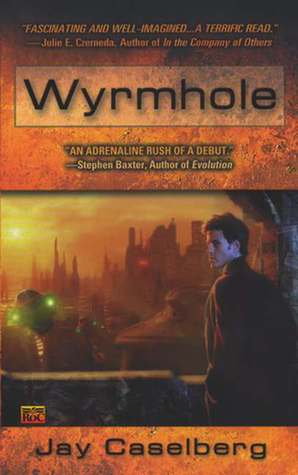 Wyrmhole by Jay Caselberg