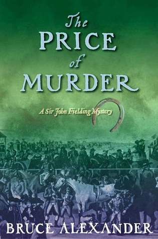 The Price of Murder by Bruce Alexander